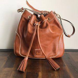 Dooney & Bourne Florentine Drawstring Bucket Bag